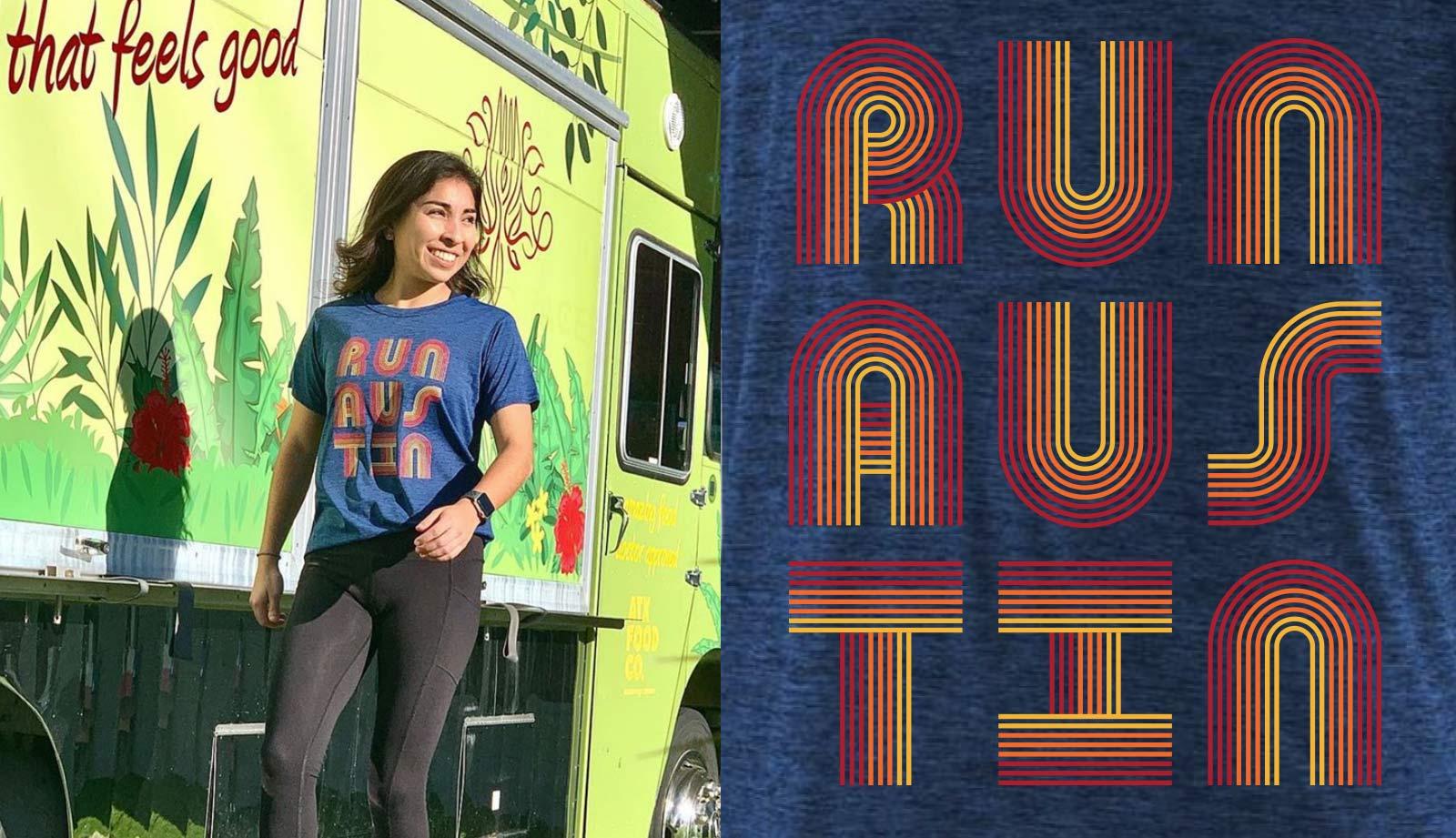 Run Austin Shirt